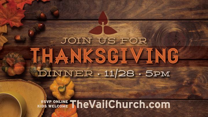 Thanksgiving Dinner logo image