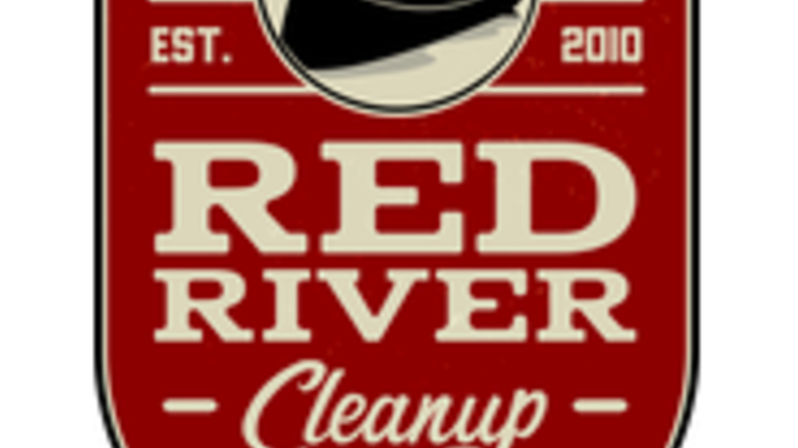 Red River Clean Up Day logo image