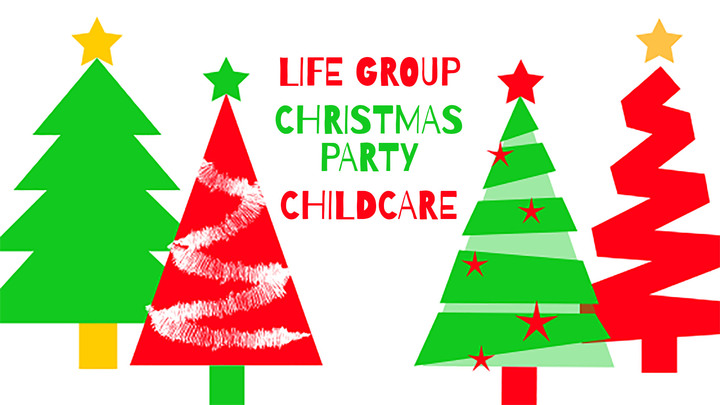 Life Group Christmas Party Childcare logo image