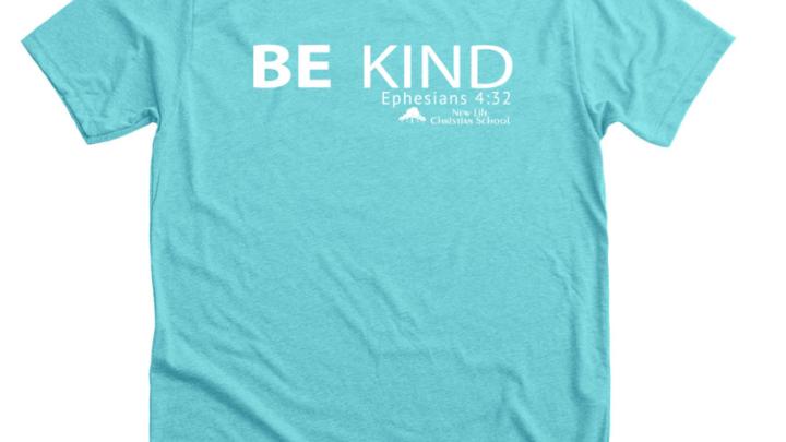 BE KIND Shirts logo image
