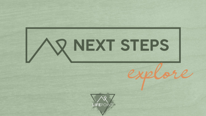 What's Next? Next Steps logo image