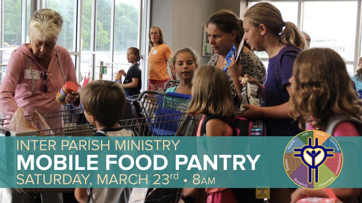 IPM Mobile Food Pantry logo image
