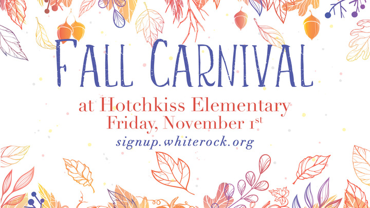 Hotchkiss Fall Carnival Volunteers logo image