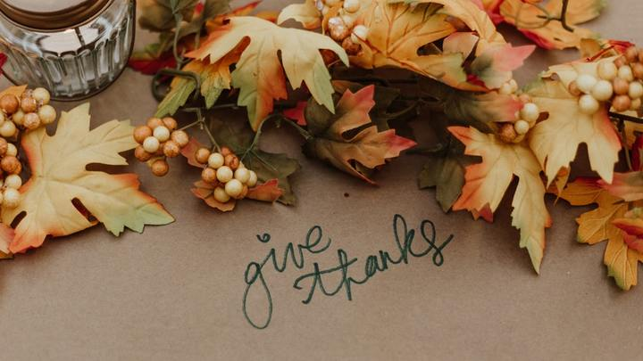Thanksgiving Potluck Dinner logo image