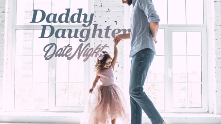 GB » Daddy Daughter Date Night | Family Event logo image