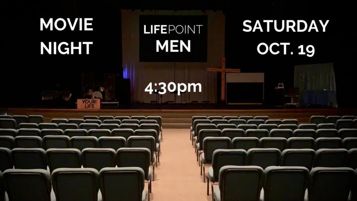 Men's Movie Night: Kingdom Men Rising logo image