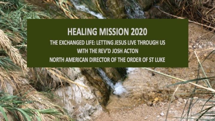 HEALING MISSION JANUARY 2020 logo image