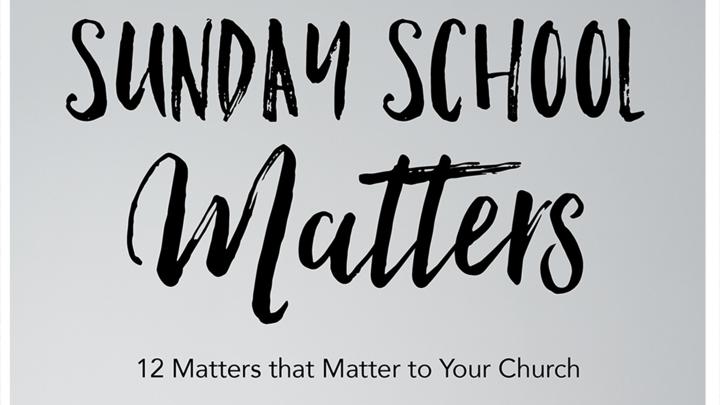 Sunday School (aka Life Group) Matters logo image