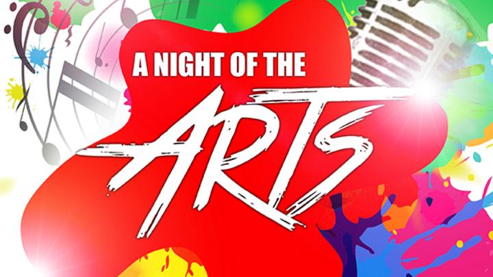 Ignite Students Presents: Night of the Arts logo image