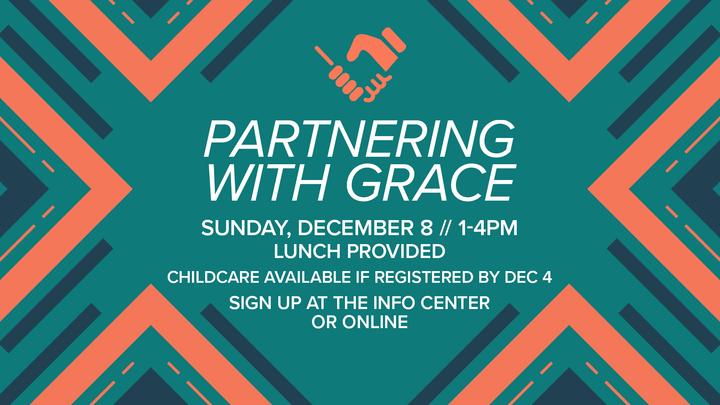 Halfmoon Partnering with Grace logo image