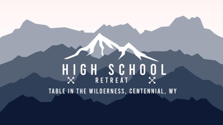 High School Winter Retreat 2020 logo image