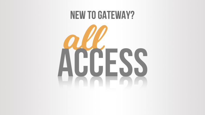 All Access logo image