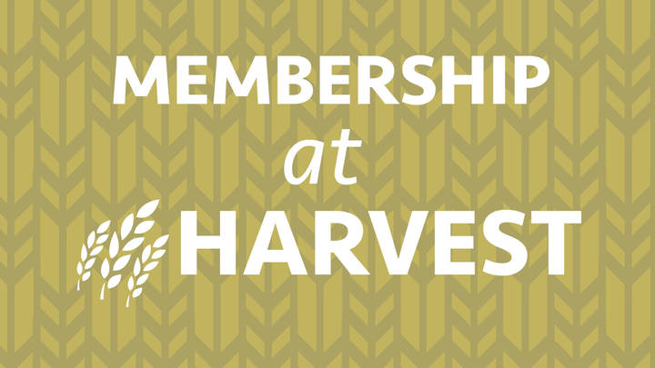 MEMBERSHIP at HARVEST logo image