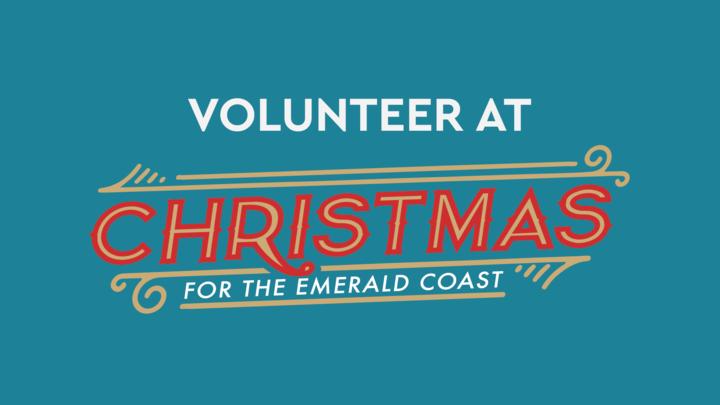 Sunday Volunteer: Christmas For The Emerald Coast logo image