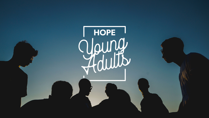 Hope Young Adults logo image