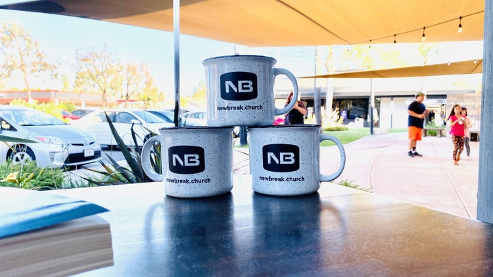 Newbreak Coffee Mugs logo image