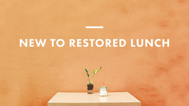 New To Restored Lunch logo image
