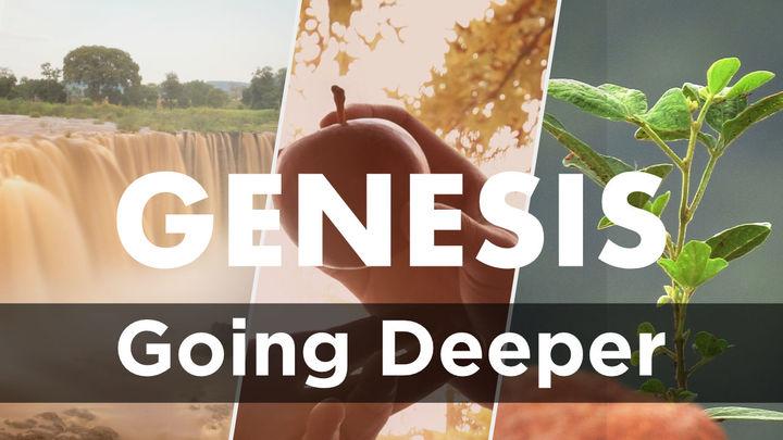 Going Deeper in Genesis logo image