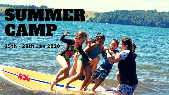 Summer Camp 2020 logo image