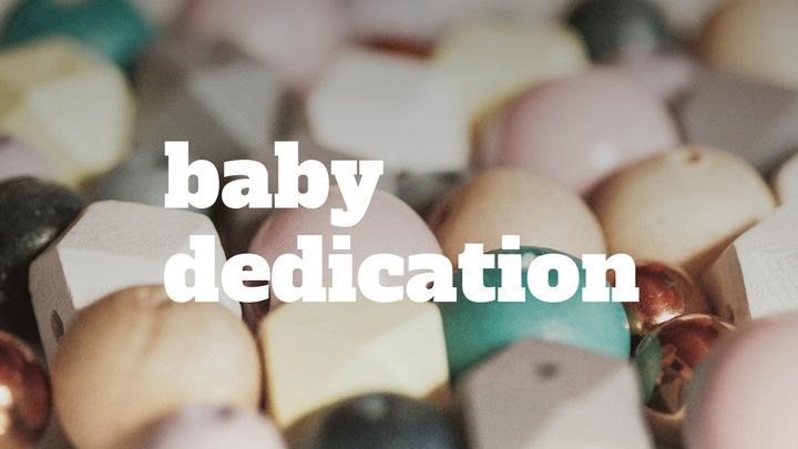 Baby Dedication | Tomball logo image