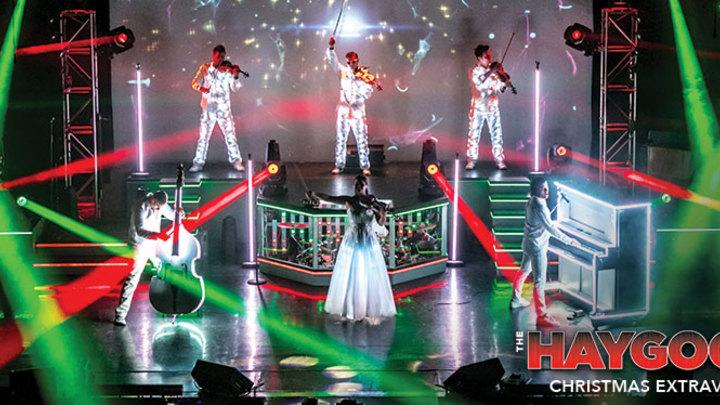 Haygood's Christmas Concert logo image