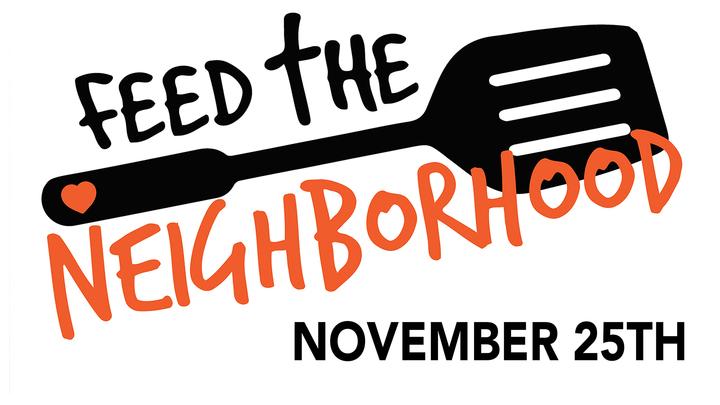 Feed the Neighborhood - VISIONEER SIGN UP logo image
