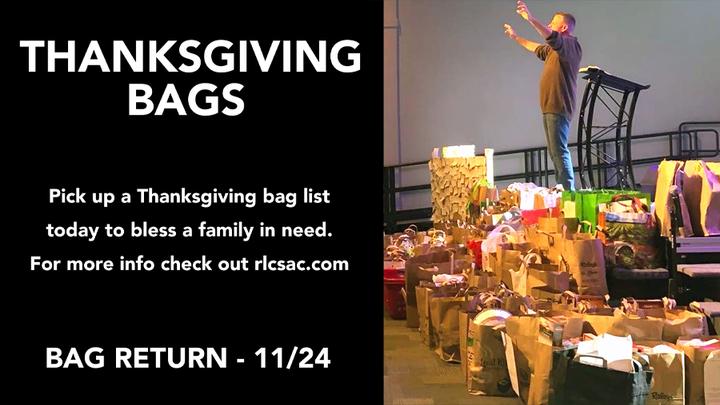 Thanksgiving Bags logo image