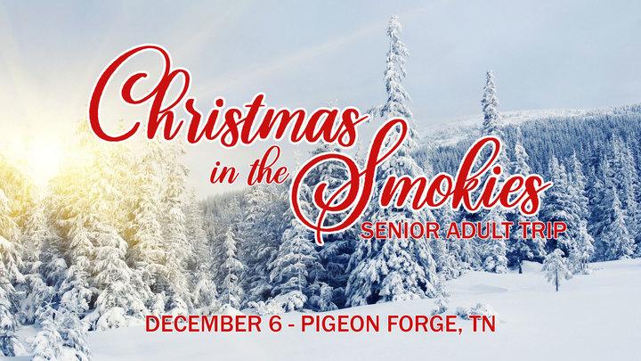 Senior Adult - Christmas in the Smokies logo image