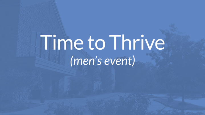 Time to Thrive logo image