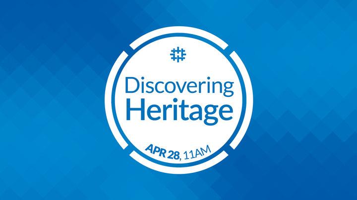 Discovering Heritage logo image
