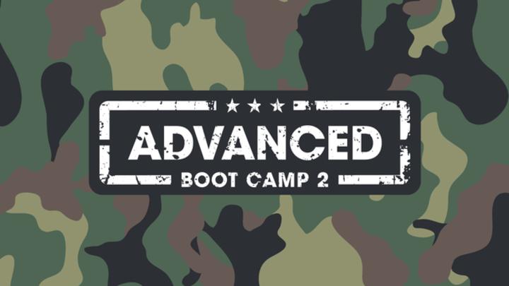 ADVANCED Boot Camp 2 logo image