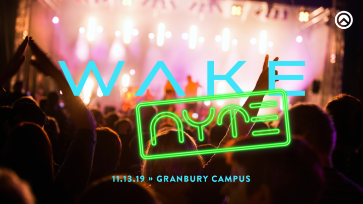 GB » Wake Nyte | All Campus Student Event logo image