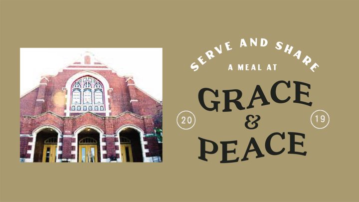 HR | Grace and Peace Holiday Meals logo image