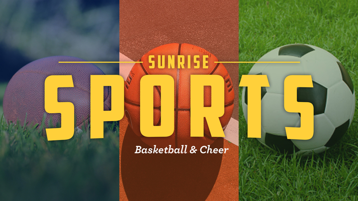 Sunrise Sports Youth Basketball and Cheer (Rialto Campus) logo image