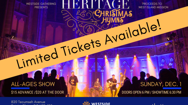Christmas Concert with Heritage Band logo image