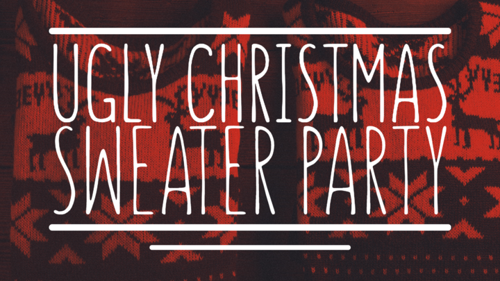 Ugly Christmas Sweater Party | The Alliance logo image