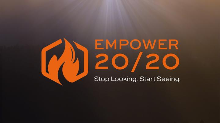 Empower 20/20 logo image