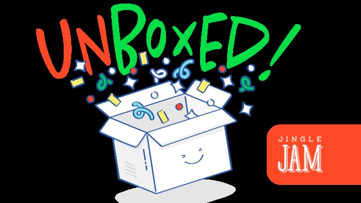 Jingle Jam - Unboxed logo image