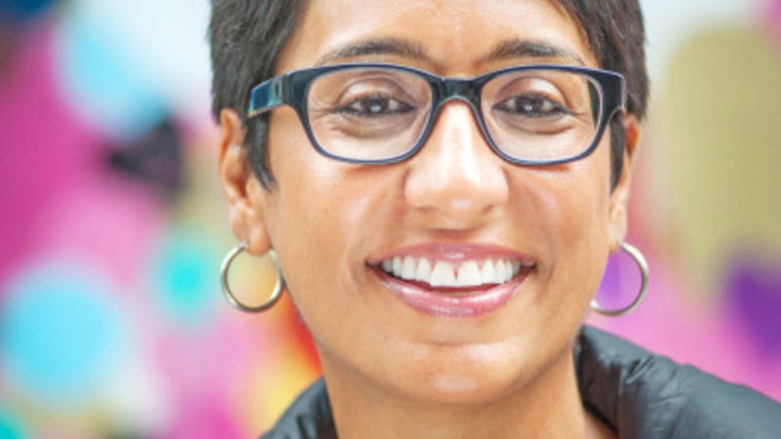 "Lose the Labels! Savvy Activism for Justice, Not ""Just Us"": An Evening with Irshad Manji logo image"
