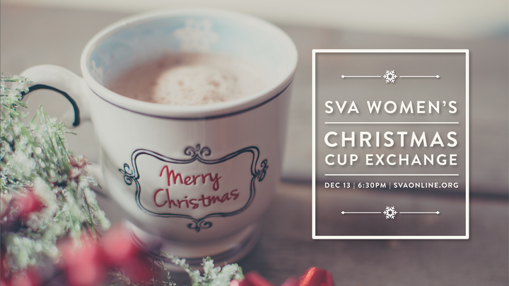 2019 SVA Women's Christmas Cup Exchange logo image
