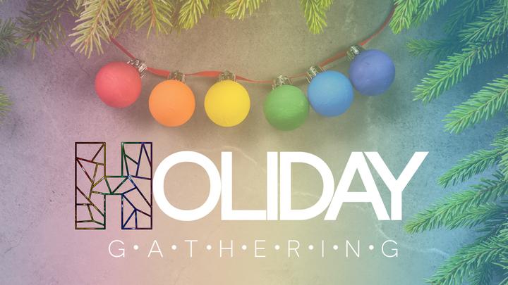 LGBTQ Holiday Gathering (Potluck Style!) logo image