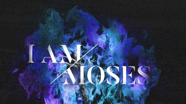 Crossings 2020: I AM MOSES logo image