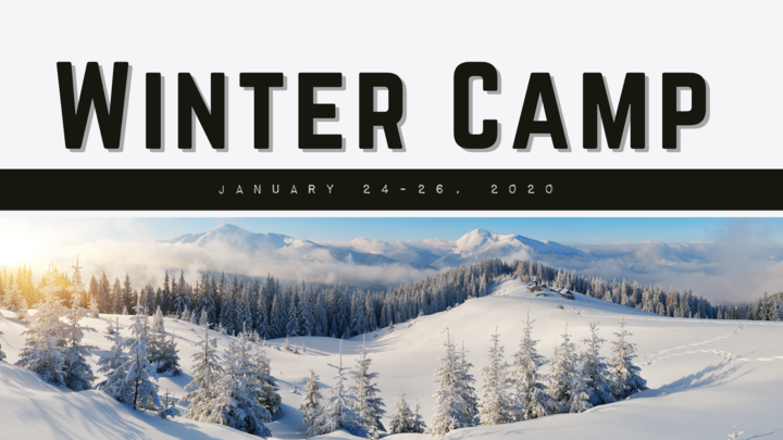 FSM Winter Camp 2020 logo image