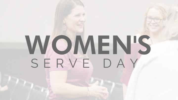 Women's Serve Day logo image