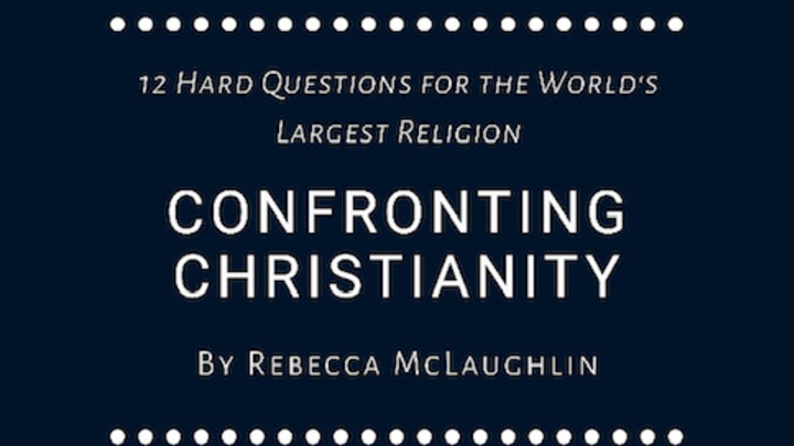 HR | Women's Book Study - Confronting Christianity logo image