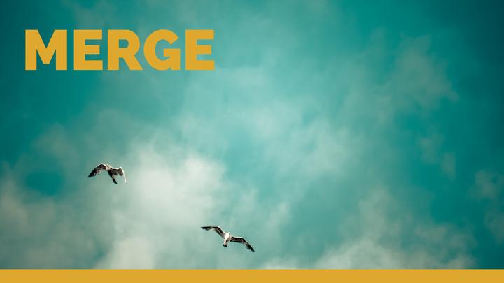 Merge | Cypress logo image