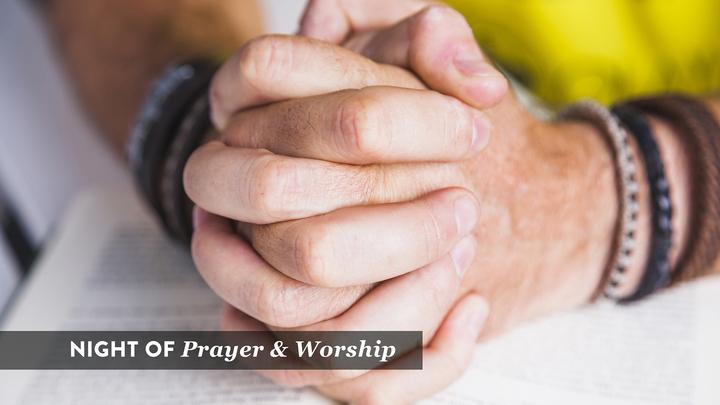 AC » Night of Prayer and Worship logo image