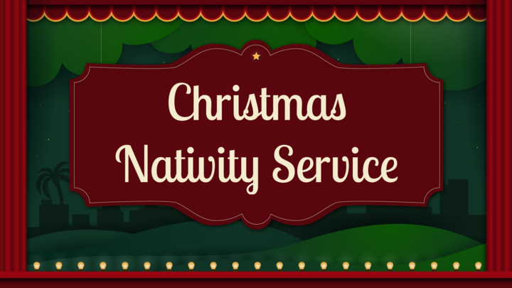 Christmas Nativity Service  logo image