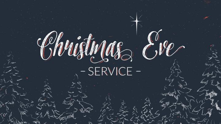 Christmas Eve Candlelight Service logo image