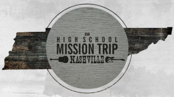 High School Mission Trip Nashville - Youth Ministry logo image